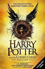 Harry Potter and the Cursed Child Part 1& 2 (Special Rehearsal Edition Script)
