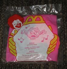 1996 McDonalds Happy Meal Toy - Birdie The Early Bird Sound Maker