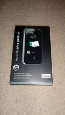 GENUINE/AUTHENTIC MOPHIE JUICE PACK AIR RECHARGEABLE BATTERY CASE FOR iPHONE 4