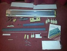 EMPISAL Knitmaster SRP-50  Knitting Machine Ribbing Attachment with accessories