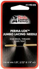 "Leather Factory Perma Lok Jumbo Lacing Needle-For 1/8"", 5/32"""
