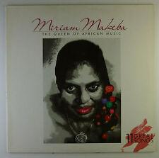"12"" LP - Miriam Makeba - The Queen Of African Music - K6493c - RAR"