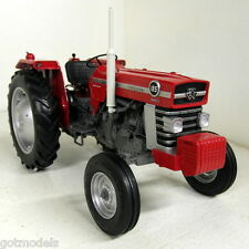 UH 1/16 Scale 4052 Massey Ferguson 165 MK3 Red Diecast model Farm Tractor