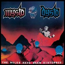 MYSTO DYSTO - The Rules Have Been Disturbed + DEMO (NEW*80's SPEED METAL KILLER)