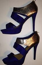 Just Fabulous Shoes 8 1/2 in Rio
