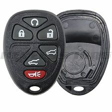 New Replacement Keyless Entry Remote Key Fob Shell Case & Pad Fix for 15913427