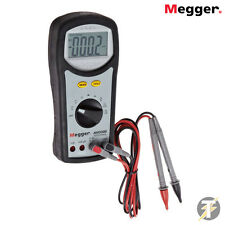 Megger AVO300-EU Digital Auto Ranging Multimeter and Leads