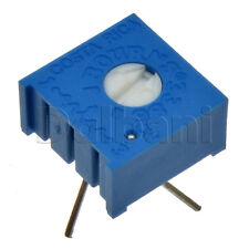 5pcs @$1.59 3386P-1-203LF Top-Adjust Bourns Trimpot Cermet Trimmer POT 100 Ohm