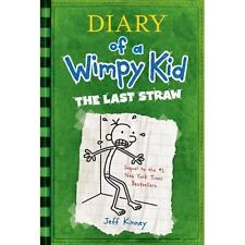 GREG HEFFLEY DIARY OF A WIMPY KID THE LAST STRAW POSTER 22x34 NEW FREE SHIPPING