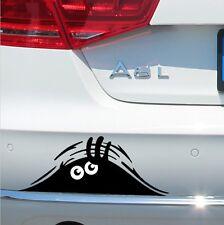 Monster Gesicht Autoaufkleber lustig Tuning Fun Sticker Aufkleber Auto
