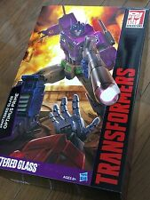 Rare Hasbro ASIA Exclusive TRANSFORMERS Shattered Glass Masterpiece OptimusPrime