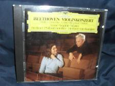 Beethoven - Violinkonzert -Anne-Sophie Mutter / Berliner Philharmoniker /Karajan