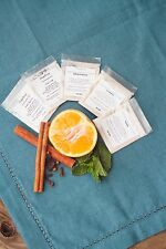 SAMPLE PACK Vegan Organic Fluoride Free Remineralizing Tooth Powder