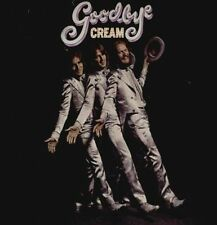 "CREAM - GOODBYE CREAM 180 GRAM VINYL 12"" LP - POLYDOR REISSUE / REMASTERED"