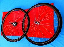 SHIMANO 600 ULTEGRA WHEELSET MATRIX WHEELS 700 RIM RACE HUB 126 MAILLARD 6 speed