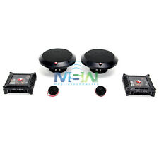"*NEW* ROCKFORD FOSGATE T16-S POWER 6"" 2-WAY COMPONENT CAR AUDIO SPEAKER SYSTEM"