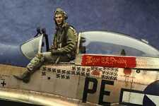EagleParts 1/32 MAJOR GEORGE PREDDY Resin Figure