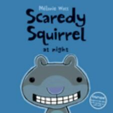 Scaredy Squirrel at Night-ExLibrary