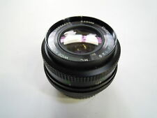 Vivitar 28mm F2.8 MC lente gran angular Pentax ajuste manual