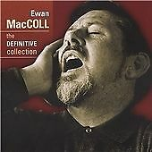 The Definitive Collection Ewan McColl CD Album