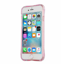 LED Flashing Shockproof Transparent TPU Case Cover For Apple iPhone 5s 6s 7 Plus