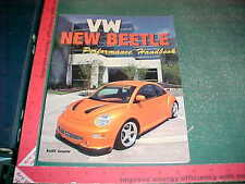 MOTORBOOKS VW NEW BEETLE WATER COOLED PERFORMANCE HANDBOOK by KEITH SEUME '01