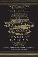 THE GRAVEYARD BOOK NEIL GAIMAN VERY GOOD CONDITION SOFTCOVER DAVE MCKEAN