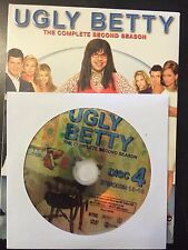 Ugly Betty - Season 2, Disc 4 REPLACEMENT DISC (not full season)