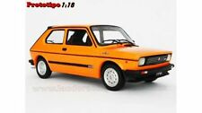 Fiat 127 Sport 70 HP orange 1:18 Laudoracing Models