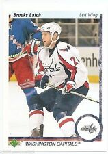 10/11 UPPER DECK 20TH ANNIVERSARY PARALLEL Brooks Laich #4