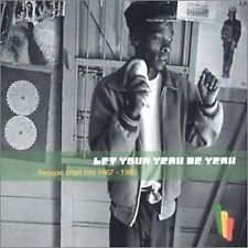 Let Your Yeah Be Yeah: Reggae Hits (5013993540328) New CD