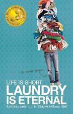 Scott Benner - Life Is Short Laundry Is Etern (2013) - Used - Trade Paper (
