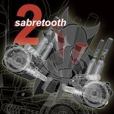 Sabretooth 2 - Sabretooth (2009, CD NEUF)