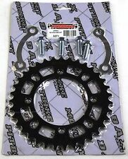 35 tooth 420 sprocket for pit bikes. 76mm hub hole. PIRANHA, PITSTER PRO, SSR