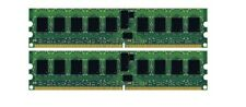 NOT FOR PC/MAC! 4GB (2X2GB) DDR PC3200 ECC REG MEMORY RAM DIMM 184-PIN