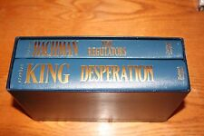 Stephen King:  Desperation & The Regulators  Signed LTD ED #193/250