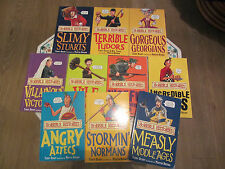 Collection 10 Horrible Histories by Terry Deary P/B