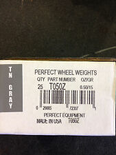 PERFECT EQUIPMENT TZ SERIES COATED TIRE WHEEL WEIGHTS -T050Z