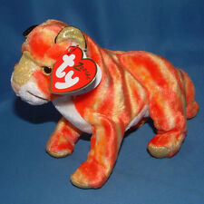 Ty Beanie Baby Tiger zodiac - MWMT (Tiger Chinese Zodiac Collection)