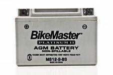 99-08 Honda TRX400EX Sportrax BikeMaster AGM Platinum II Battery  MS12-9-BS