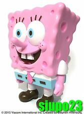 Secret Base Spongebob Pink Vinyl Figure Pouch Set