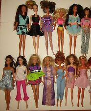 HUGE Barbie Doll Mixed Vintage New Mackie Skipper Teresa Lot for OOAK or Play