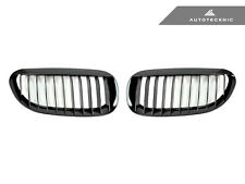FULL REPLACEMENT GLOSS BLACK FRONT GRILLE -BMW E63 E64 645I 650I M6 COUPE VERT