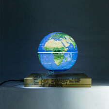 Creative Valentines Day Gifts For Him BlueLED Lighting Magnetic Levitation Globe