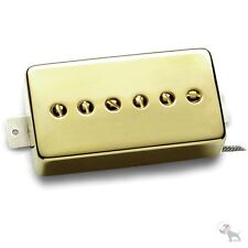 Seymour Duncan SPH90-1n Phat Cat Humbucker-Sized P-90 Neck Pickup Gold Covers
