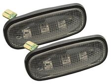 Land Rover Defender TD5 Onward LED Indicadores Repetidor Ala laterales transparentes-DA8530