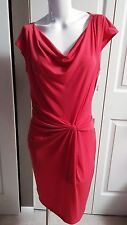 NEW MICHAEL KORS GORGEOUS BASICS CORAL REEF SLEEVELESS STRETCH DRESS SIZE XS