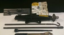 1993 CHEVY / GMC 2500 REG CAB OEM SPARE TIRE JACK + TOOL KIT + INSTRUCTIONS.