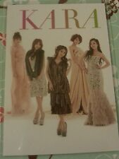 Kara group japan jp OFFICIAL Photocard Kpop K-pop snsd 2ne1 sistar + freebies