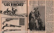 """Rare History of the Texas Ranger - """"Los Rinches"""" +Blunt,Colt,Draggett,Ford,Hays"""